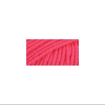 Mary Maxim Ultra Mellowspun Yarn-Hot Pink