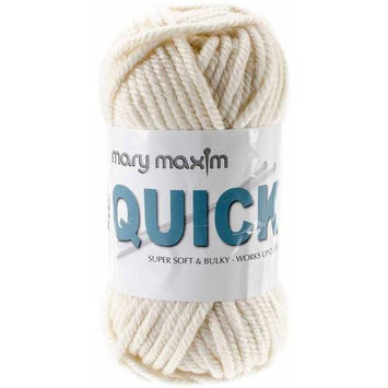 Mary Maxim Quick Yarn-Putty Tweed