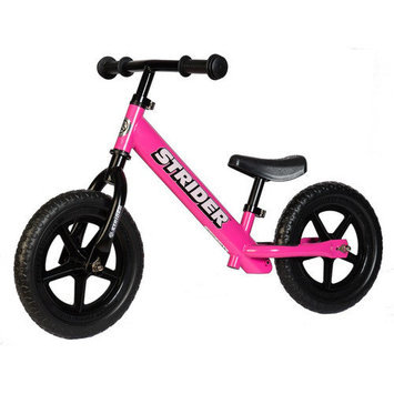 Strider Sports Strider 12 Classic No-Pedal Balance Bike - Red