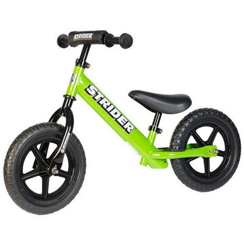 Strider Sports Strider 12 Sport No-Pedal Balance Bike - Yellow