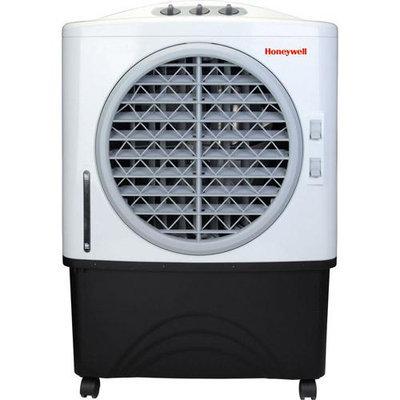 Indoor/Outdoor Evaporative Air Cooler - White/Black