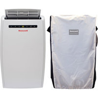 Honeywell - 12,000 Btu Portable Air Conditioner - White