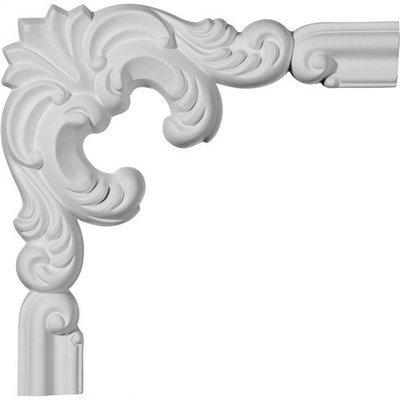 Ekena Millwork 0.83 Feet Primed Wall Panel Moulding PML10X10SE-1