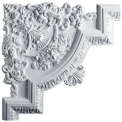 Ekena Millwork 1.31 Feet Primed Wall Panel Moulding PML15X15EM