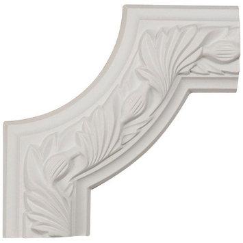 Ekena Millwork 6-in x 0.5-ft Polyurethane Panel Corner Picture Frame Moulding PML06X06MI