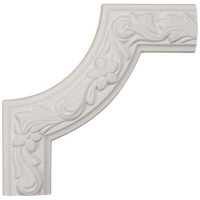Ekena Millwork 0.67 Feet Primed Wall Panel Moulding PML08X08SU