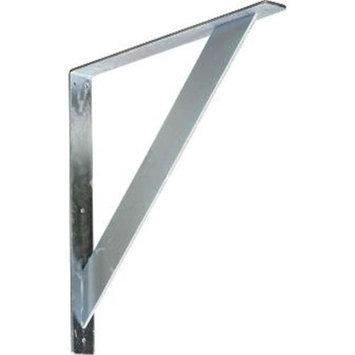 Ekena Millwork 2-ft Painted Metal Corbel Accent BKTM02X20X20TRSS