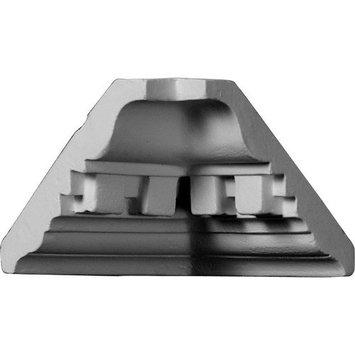 Ekena Moulding: 2-3/4 in. x 2-3/4 in. x 2-3/4 in. Polyurethane Crown Inside Corner Moulding MIC02X02DE