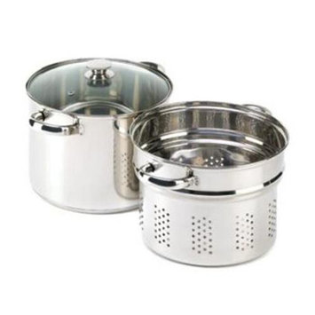 Malibu Creations Stock Pot and Strainer Set