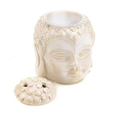 Zingz & Thingz 57071235 Smiling Buddha Oil Warmer