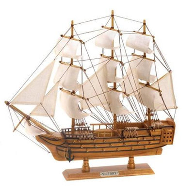 Home Locomotion 10001296 Hms Victory Ship Model