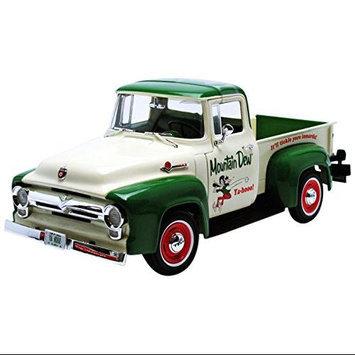 1/18 2004 Ford Pickup Extended Cab Mountain Dew RDZAW211 ROUND 2, LLC. RDZ