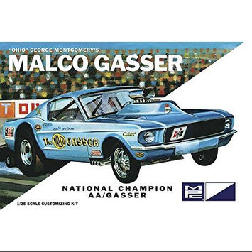 1/25 Ohio Goerge Malco Gasser 1967 Mustang L Blue MPCS0804 Mpc