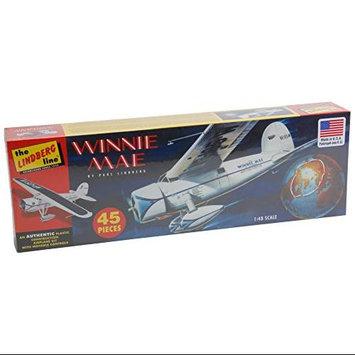 LINDBERG HL502/12 1/48 Winnie Mae Airplane LNDS5020 Lindberg