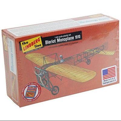 LINDBERG HL503/12 1/48 1920 Bleriot Monoplane w/Puzzle LNDS5030 Lindberg