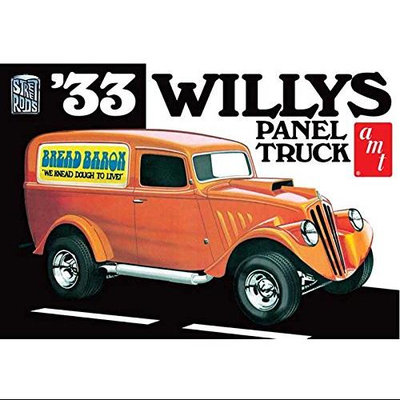 Amt / Ertl 1/25 1933 Willys Panel AMTS0879 AMT Ertl
