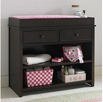 Ti Amo Changing Table with Removable Changing Top Finish: Espresso