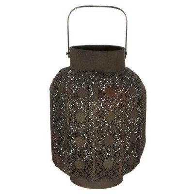 Oriental Furniture Decorative Wrought Iron Lantern