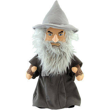 Bleacher Creatures Warner Bros 10 Inch Plush Figure - The Hobbit Gandalf