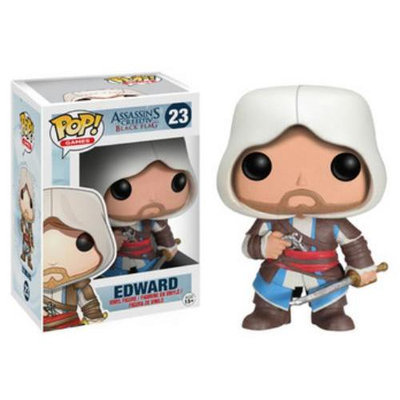Funko Assassin's Creed Edward Pop! Vinyl Figure