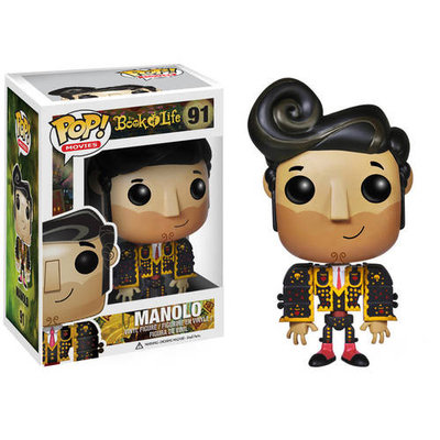 Funko The Book of Life Manolo Pop! Vinyl Figure