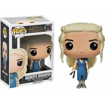 Funko Game of Thrones Daenerys Targaryen Version 3 Pop! Vinyl