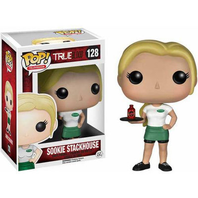 Hbo True Blood Pop! Television Sookie Stackhouse Figurine