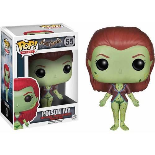 Pop Vinyl DC Comics Arkham Asylum Poison Ivy Pop! Vinyl Figure