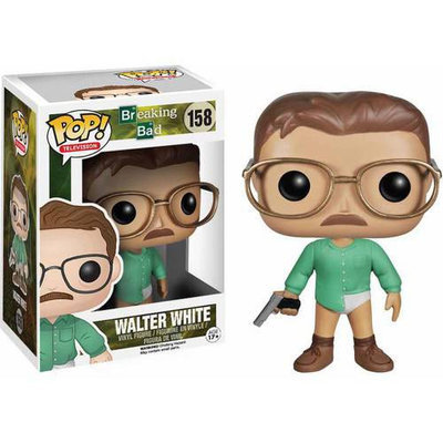 Breaking Bad Walter White In Cook Suit Pop! Vinyl Figure