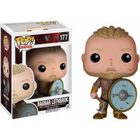 Vikings- Ragnar Lothbrok Pop Vinyl Figure (177)