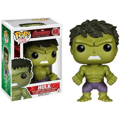Funko Marvel Avengers Age of Ultron Hulk Pop! Vinyl Figure