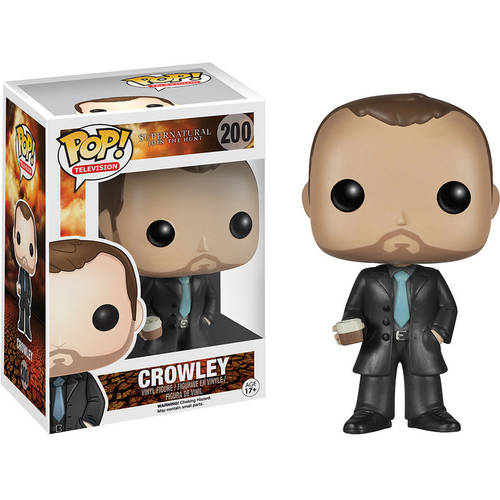 Funko Supernatural Crowley Pop! Vinyl Figure