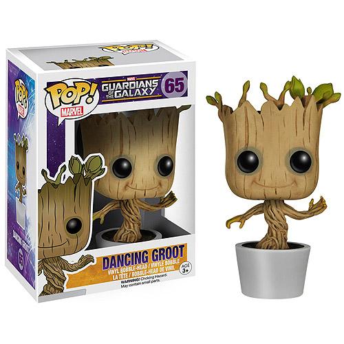 Guardians of Galaxy Dancing Groot Pop! Vinyl Bobble Figure