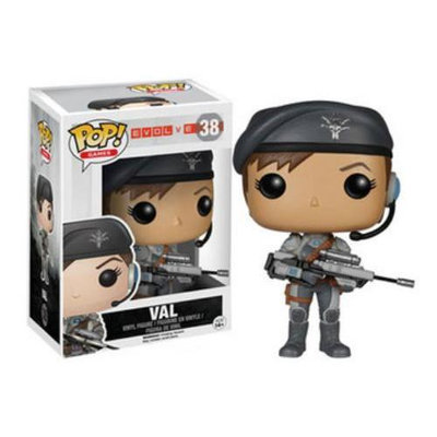 Funko Evolve Val Pop!