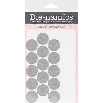 My Favorite Things Die-Namics Dies-Negative Dot Numbers, .75 Diameter