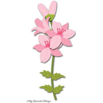 My Favorite Things Die-Namics Dies-Lily, .5inX.25in To 1.25in X 1.375in