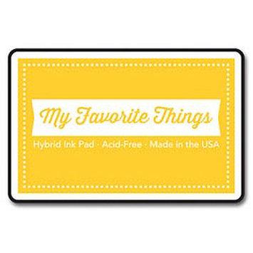 My Favorite Things Hybrid Ink Pad 3 X2 -Lemon Drop