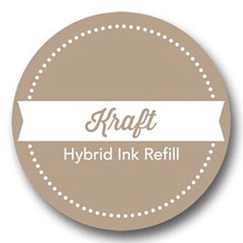 My Favorite Things Hybrid Ink Refill .25oz-Kraft