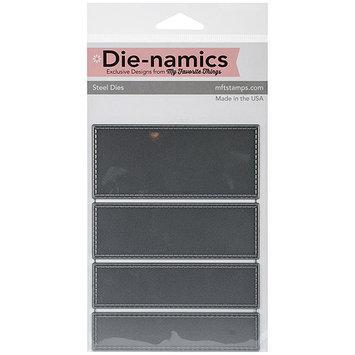 My Favorite Things Die-Namics Strip Dies-Horizontal Stitched, .875