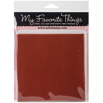My Favorite Things Background Cling Rubber Stamp 6