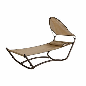 Easy Outdoor Rocking Hammock, 1 ea
