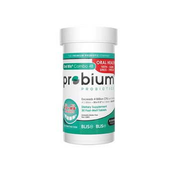 Probium Premium Probiotics - Oral Bliss Combo 4B - 30 Tablets