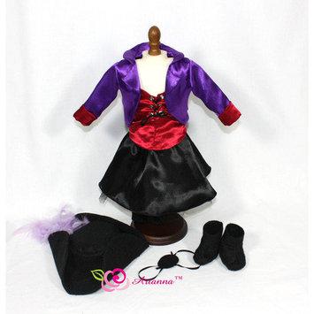 Arianna Jezebel Pirate Gal Costume