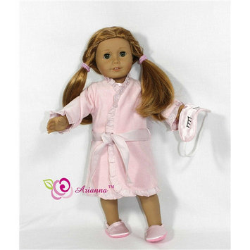 Arianna Nutcracker 4 Piece Doll Pajama Set for 18