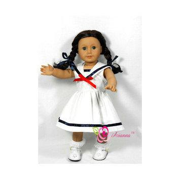 Dream Big DB5008 Sailors Sweetheart Fits 18 inch American Girl Doll