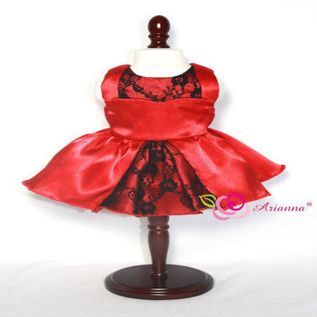 Arianna Holiday Kisses Party Dress for 18
