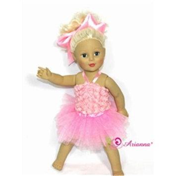Dream Big DB5027 Petal Parfait Tutu fits 18 American Girl Doll