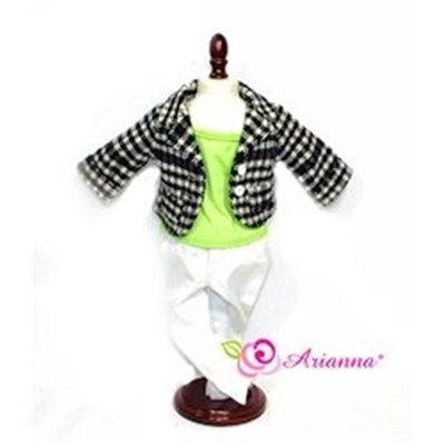 Dream Big DB4016 Sassy Couture Outfit Fits 18 American Girl Doll