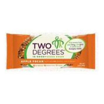 Two Degrees Foods - Nutrition Bar Apple Pecan - 1.6 oz.