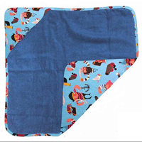 Room Magic Pirate Pals Hooded Towel